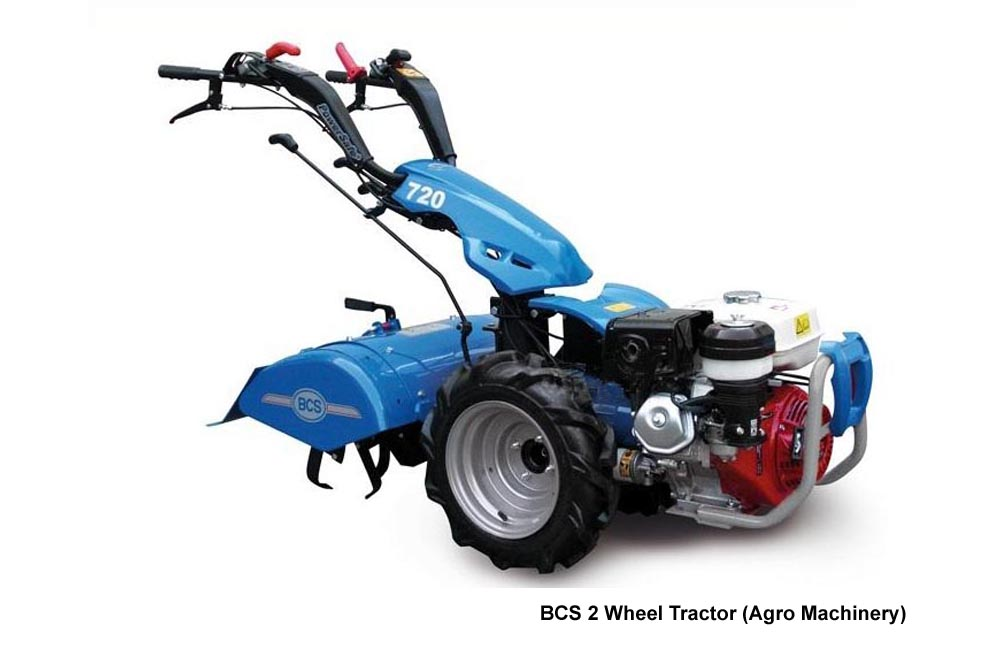 2 Wheel BCS Tractor, Walk Behind Tractor, Agro Machinery & Equipment Kampala Uganda, Agriculture & Farming Equipment