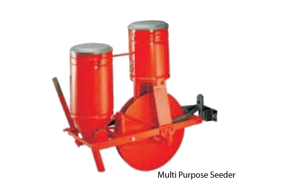 Multi Purpose Seeder, BCS 2 Wheel Tractors Series 700 Attachment, Agro Machinery & Equipment Kampala Uganda, Agriculture & Farming Equipment